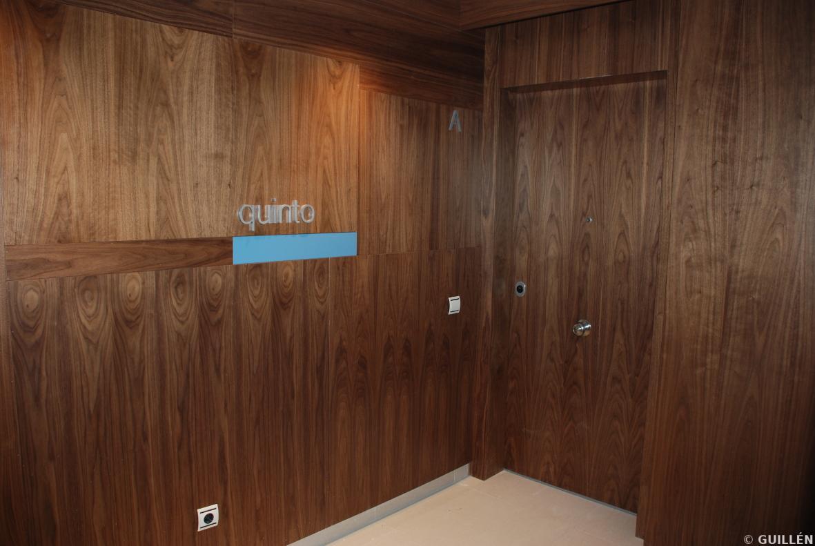Guillen carpinteria de madera galerias de im genes - Empanelados de madera ...